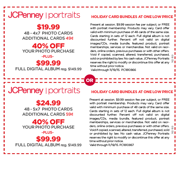 jcpenney portrait coupons august 2019