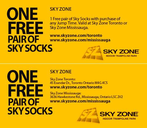 55 Off Sky Zone Sports Coupons Printable Coupon Code November 2020 Takecoupon Com