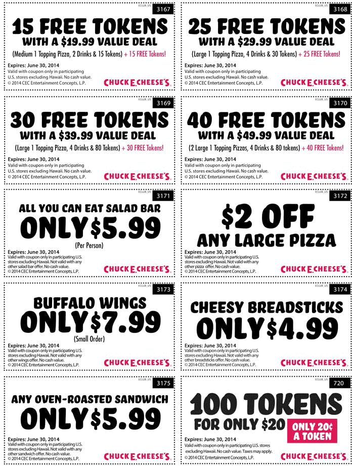 Chuck e cheese coupons april 2018 - Small mens hoodies