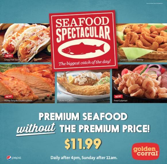 Seafood coupons